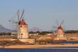 mulino a vento saline di trapani e marsala