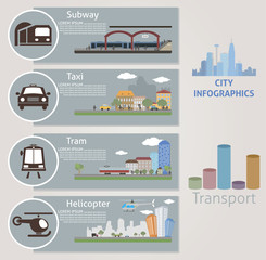 City. Transport