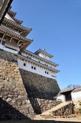 Himeji Castle, Kyoto, Japan