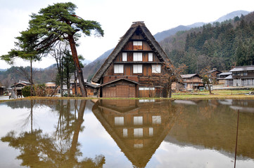 Shirakawa-go World Heritage, Japan