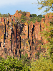 Waterberg plateau nature reserve