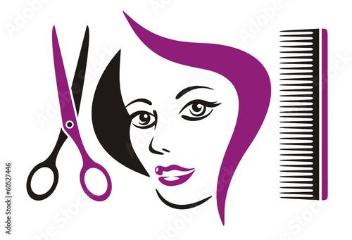 Hairdresser Symbols