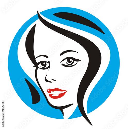 Beauty Girl Symbol