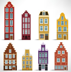 8 Holland Houses