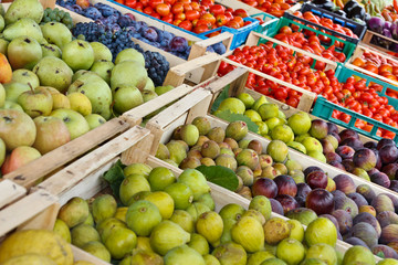 Banco frutta