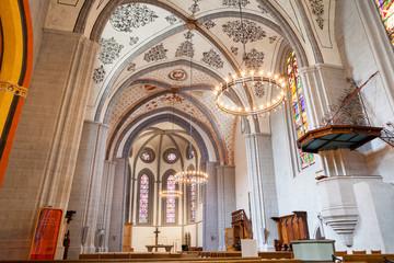 Chiesa di S. Francesco, Losanna