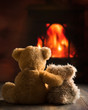 Teddies By The Fire - 60531075