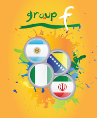 group f vector