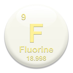 Periodic Table F Fluorine