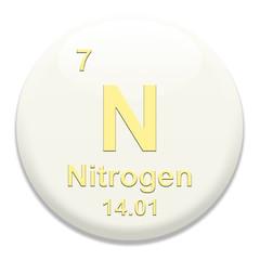 Periodic Table N Nitrogen