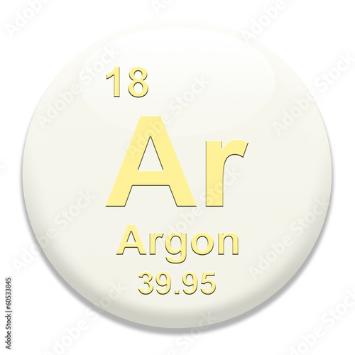 Periodic Table Ar Argon