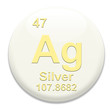 Periodic Table Ag Silver