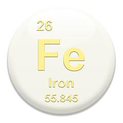 Periodic Table Fe Iron