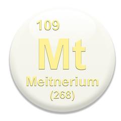 Periodic Table Mt Meitnerium