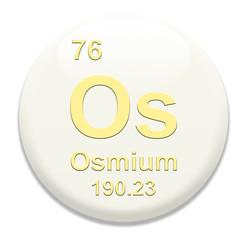 Periodic Table Os Osmium