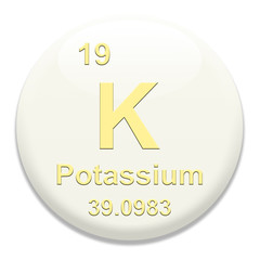 Periodic Table K Potassium