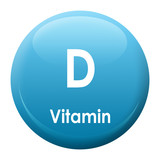 Vitamin D Button