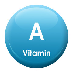 Vitamin A Button