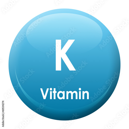 Vitamin K Button
