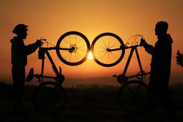 bisiklet aşkı