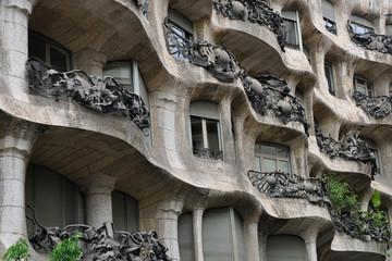 La Pedrera Casa Milà Gaudí Barcellona