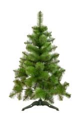 Artificial fir tree