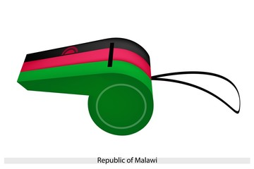 A Whistle of The Republic of Malawi