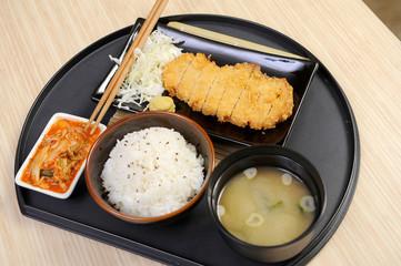 pork fry japan food