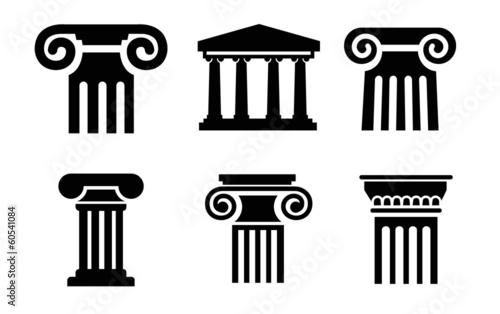 column icons
