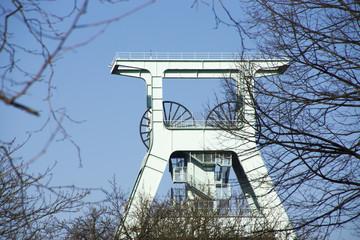 Deutsches Bergbau-Museum in Bochum, NRW, Deutschland