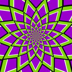 optical illusion vortex v7