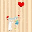 Cute couple in love