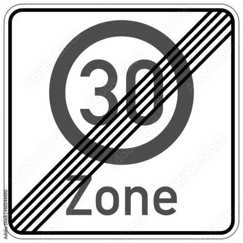 30er zone tempo 30 schild 140121 svg02 stockfotos und. Black Bedroom Furniture Sets. Home Design Ideas