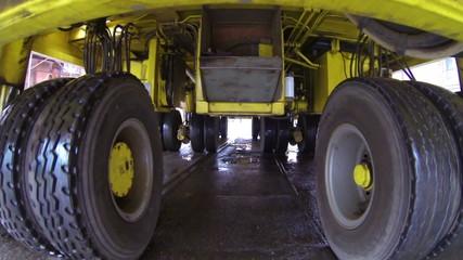 Heavy Duty Truck at Work.