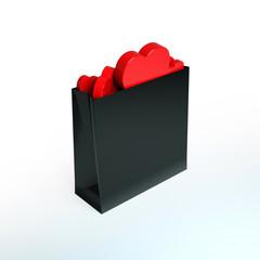 Сердце в пакете