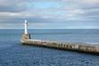 Lighthouse  in Aberdeen, Scotland