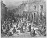 Dudley Street, Seven Dials - Dore's London: a Pilgrimage