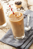 Fancy Iced Coffee with Cream