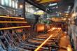 Stahlwerk // steel plant