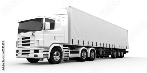 White truck - 60552698