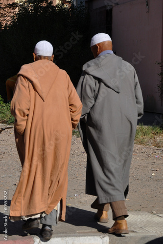 Men in Marrakech