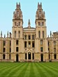 The towers of All Souls College at Oxford University