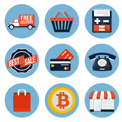 Shopping  Icon