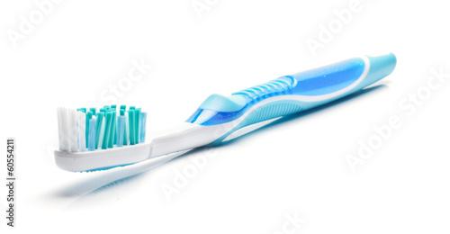 Leinwanddruck Bild Toothbrush isolated