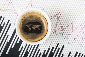 cafe estadisticas
