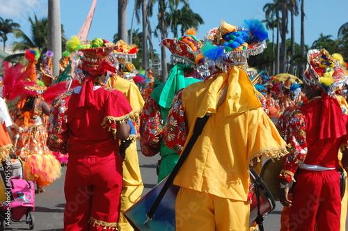 Papiers peints Carnaval la fête