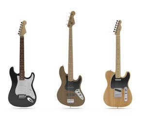 Guitarras Eléctricas Históricas