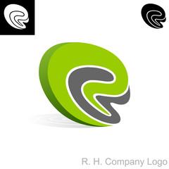 R. H. Company Logo