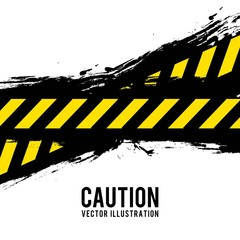 caution design