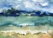 Beautiful beach Baikal - 60562239